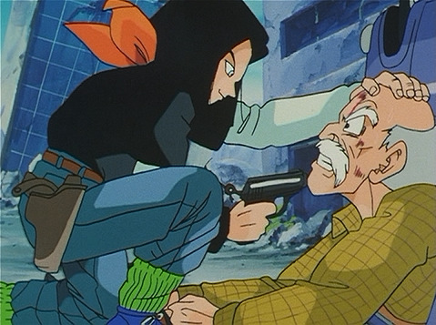 toonami:  Be nice to your elders!