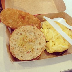 [15] 7'o clock - @McDo_ph's Big Breakfast. #fmsphotoaday #mayphotoaday2013  (at McDonald's)