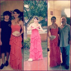 ▲ #self #prom #family #promXstyle
