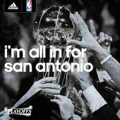 musicartmayheminmyheart:  I'm all in!! #GOSPURSGO