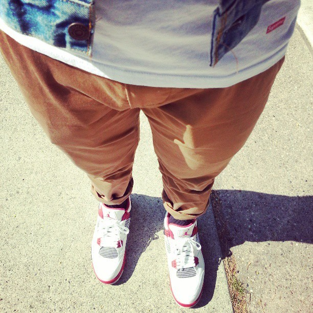 Clothes & Shoes #wiwt #jordans #supreme
