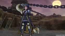 月光のオノ戦士
