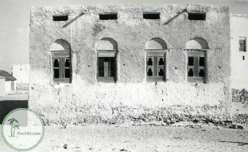 Ancient house - Habo(Xaabo), Puntland (1975)