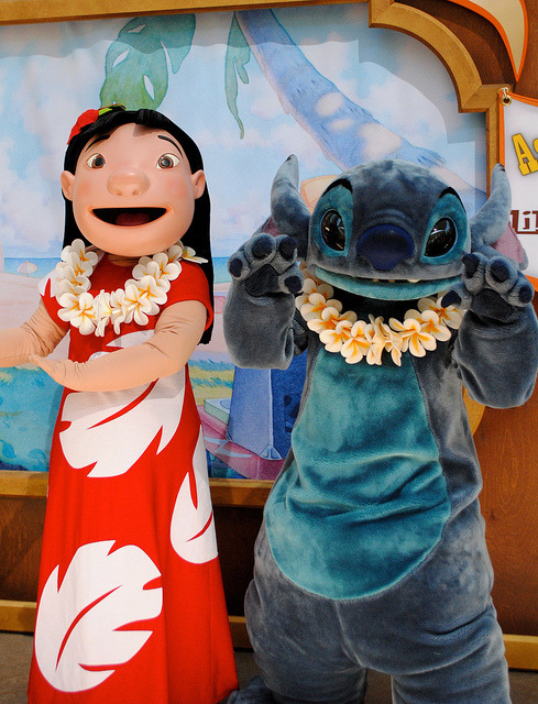 Lilo & Stitch on Flickr.
