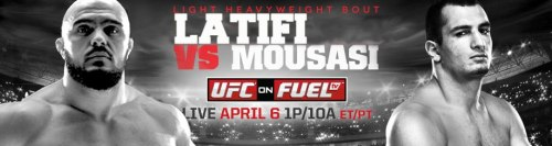 Ilir Latifi vs. Gegard Mousais
