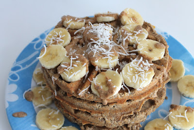 veganrecipecollection:  (via The Healthy Maven: Coconut Waffles-Vegan and Gluten-free)