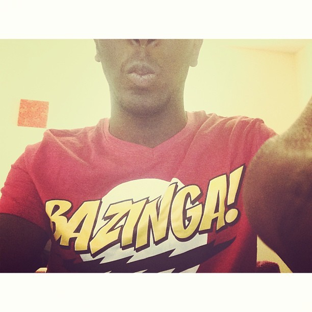 #working in my #bazing shirt today.