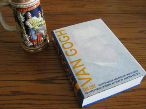 Sunday ambrosia … Van Gogh: The Life by Steven Naifeh and Gregory White Smith