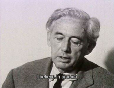 Robert Bresson. (Via)