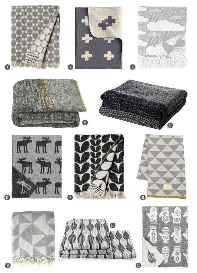 (via notes to a further excuse: Wishlist: Blankets & Throws)