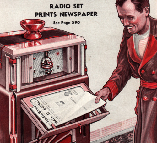 The Newspaper of Tomorrow: 11 Predictions from YesteryearIn the 1920s it was radio that was supposed to kill the newspaper. Then it was TV news. Then it…View Post