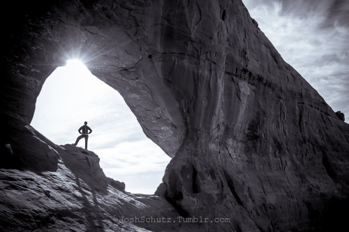 Looking Glass Arch, Utah