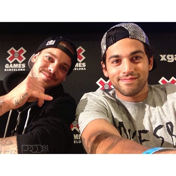 dropdeadturtle:  the best! go P-Rod and Sheckler! o/