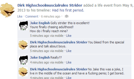 facebookstuck:  This Dirk, seriously.