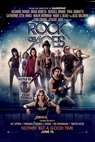 I'm watching Rock of Ages                        Check-in to               Rock of Ages on GetGlue.com