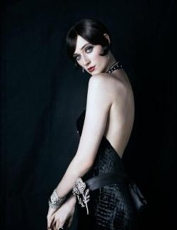 Elizabeth Debicki as Jordan in The Great Gatsby