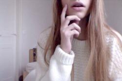 hair girl Grunge blonde pale pale girl