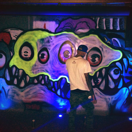 "officialchrisbrownblog:  ""You gotta love what you love"""