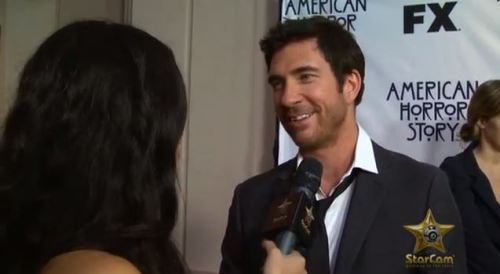 Dylan McDermott Helps Stop Violence Against Women with Photos While most people know Dylan McDermott as an actor, few know that he's also a photographer and a writer. In fact, he's been traveling around the world taking photos since 1986.