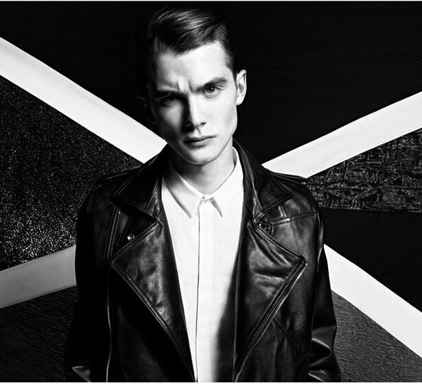 CAMPAIGN: Miles Berger for WhyRed F/W 13
