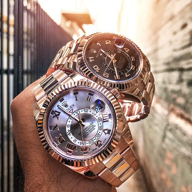 🔶Rolex Sky-Dweller