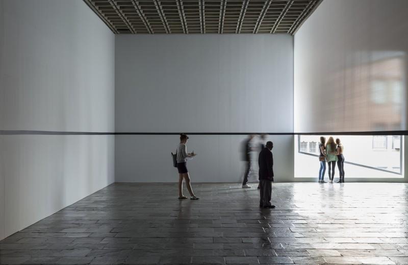 Robert Irwin at Whitney Museum of American Art