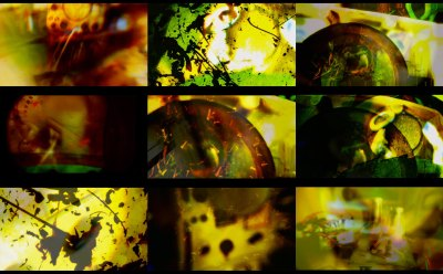 Screenshots from the video for 'Brouk Bingo Bloud' by Wabi Experience. Out later this year :)
