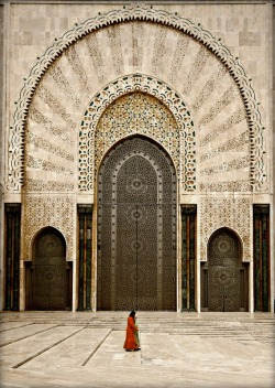theearthinimages:  Casablanca, Morocco. By rigoletto