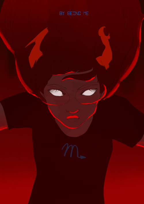 phantom-quantum:  Vriska is awesome and if you don't think so you're just in denial