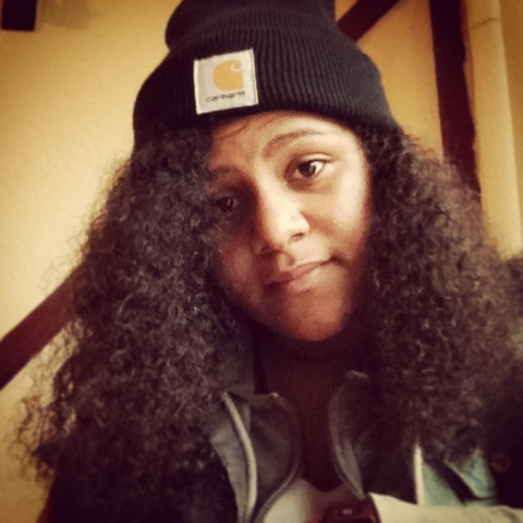 #carhartt #afro #mixedrace #denimjacket #americanapparel
