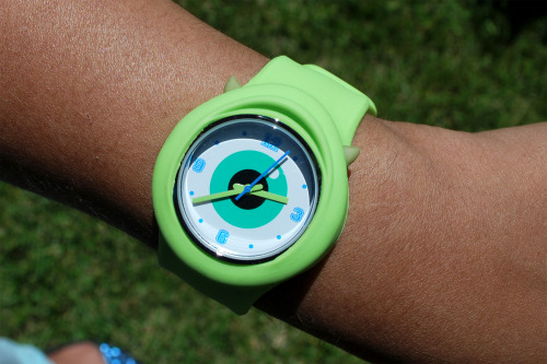 punkmunky23:  New Mike Wazowski watch. I'm going to wear it with my Boo disneybound. Buy it here!