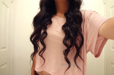 Hair *__* on We Heart It. http://weheartit.com/entry/60642433/via/Party_Gal