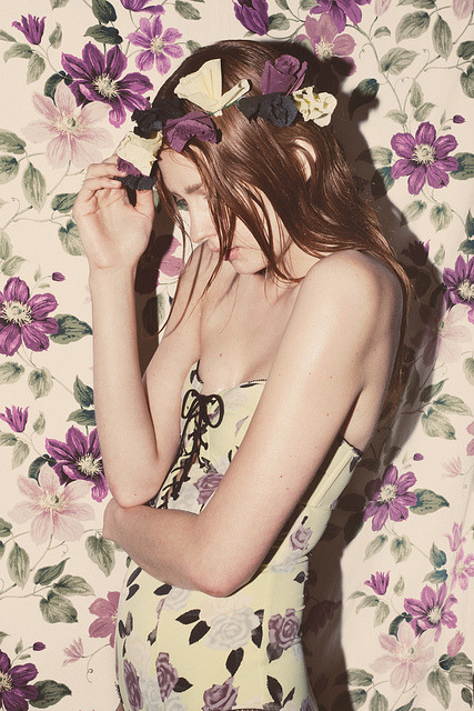 FLOWER BOMB by Diane Sagnier on Flickr.