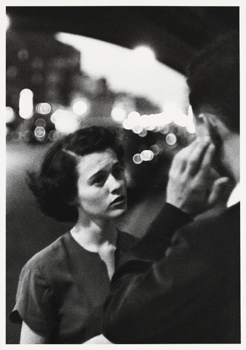 mpdrolet:  Deaf Mute, New York, 1950 Louis Faurer