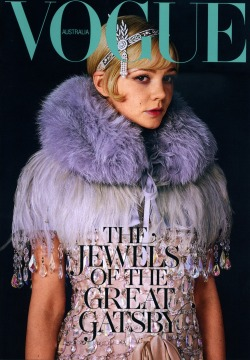 moscow-bivouac:  Gatsby feature in Vogue Australia, May 2013