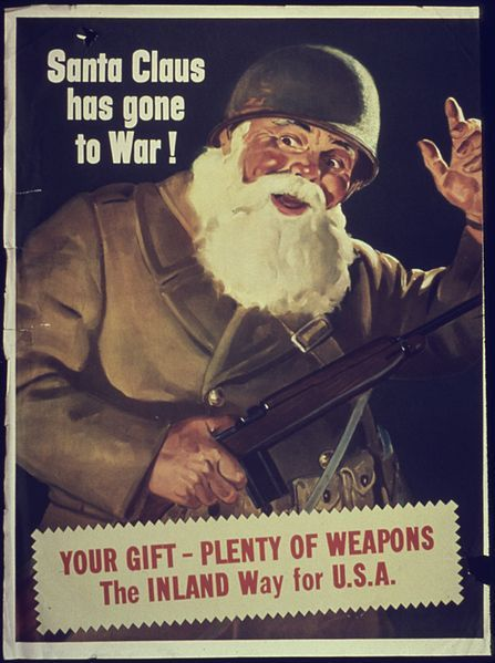A poster from the Office for Emergency Management, War Production Board, circa. 1942 / my house tomorrow. More.