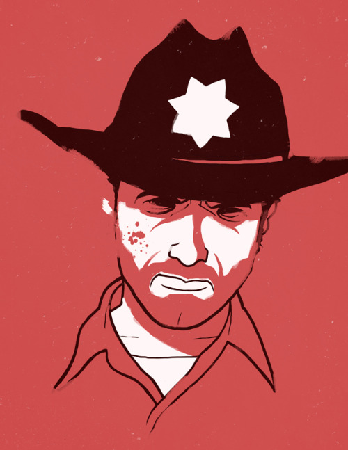 Here's Rick Grimes. Grab it here.