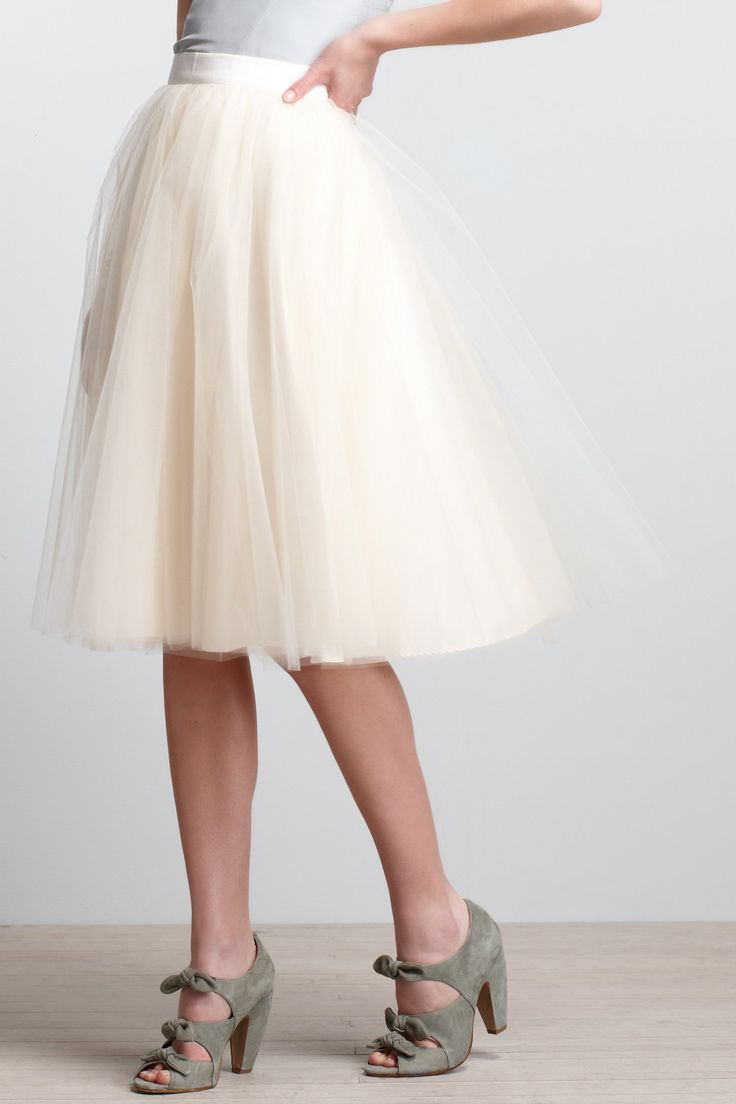 coolgirlslovefashion:  :: tulle skirt love ::Click to check a cool blog! Source for the post: Click