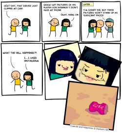 The comic due for the 2nd of January, 2013. Don't tell anyone, k?