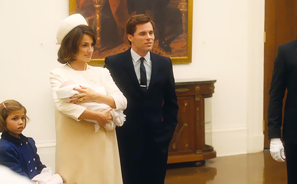 entertainmentweekly:  James Marsden as John F. Kennedy! Minka Kelly as Jackie! The Butler is full of famous faces playing famous presidents. Who do you think was accurately cast?