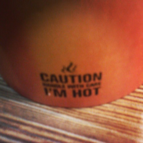agree with me #mccafe #imlovinit #hotcoffeeforahotday #ooh