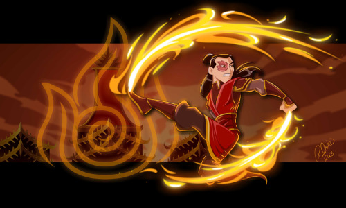 Prince Zuko of the Fire Nation.