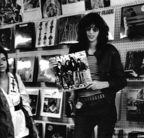 officia11y:  joey ramone