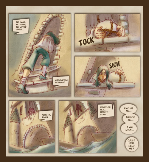 The Pirate Balthasar - Lost and found - page 3