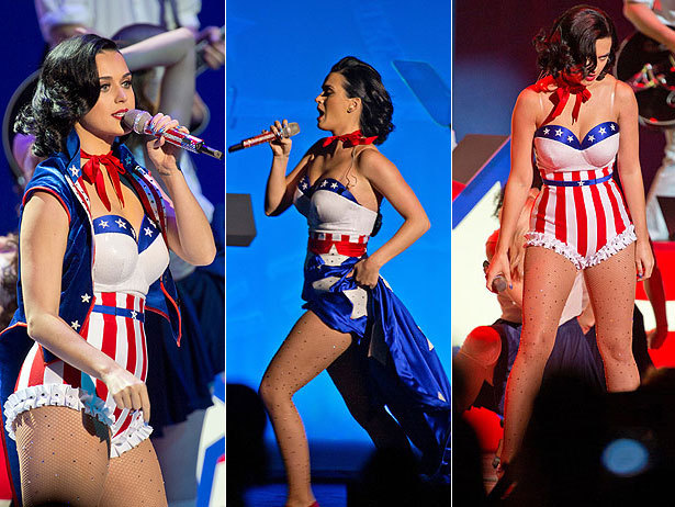 Katy Perry's Inaugural weekend outfit -yay or nay?