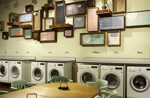 "Clean Clothes & Beer:  A laundry mat in Belgium that is part-restaurant – it serves food and beer to alleviate your wait. Search Engine with Taste: Niice is a search engine letting you search across multiple hand-picked sources for inspiration, since you know, Google doesn't have a ""good taste"" filter and you often end up with pictures like this.  Dreams Do Come True!: What's better than blowing out birthday candles? Blowing out birthday candles that then become CONFETTI.  Be a Coder: With some of the most famous start-up founders like Mark Zuckerberg and Bill Gates, this video for code.org talks about how important an education in coding really is. — LM"