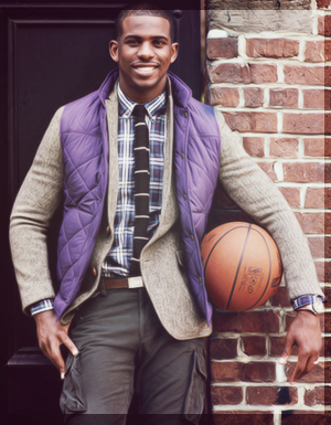 fuckyeahblackcelebrities:  basketball players in gq magazines