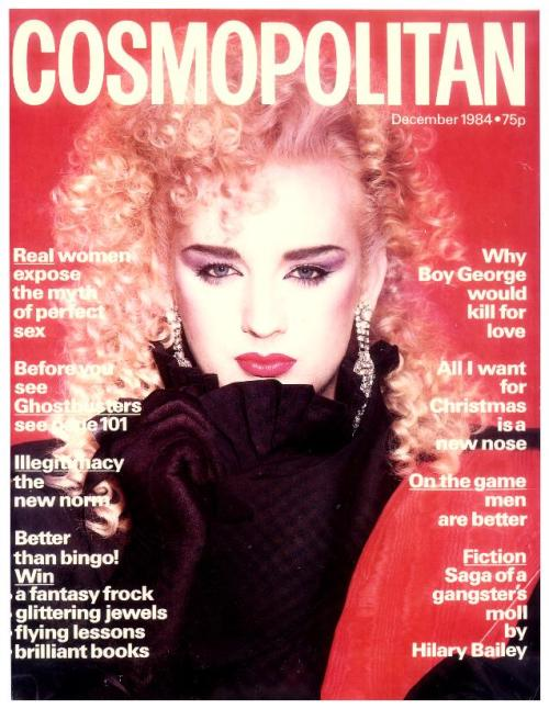 theneons:  Boy George is Beautiful.