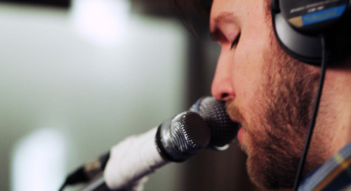 Screen grab from the On An On session [Brooklyn, 2.8.13]