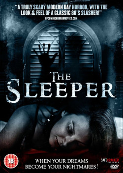 New UK artwork for THE SLEEPER.